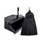 Brooms & Dust Pans | Restaurant Supplier | Public Kitchen Supply