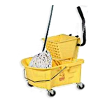Mops & Mop Buckets | Restaurant Supplier | Public Kitchen Supply
