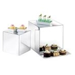 Food Risers | Food Display Risers | Public Kitchen Supply