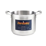 Browne - 20 Qt Stainless Stock Pot | Public Kitchen Supply