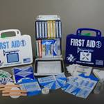Certified Safety Mfg - ANSI Restaurant First Aid Kit (18PN) | Public Kitchen Supply