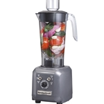 Hamilton Beach - 48 oz Plastic High-Performance Food Blender (Int'l) | Public Kitchen Supply