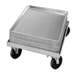 "Channel Mfg - 7x17x26"" Bun Pan Dolly 