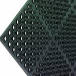 San Jamar – Tuf-Mat Non-Slip (Black) | Public Kitchen Supply