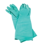 "San Jamar - 19"" Nitrile Pot & Sink Glove (Medium) 