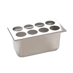 Fundamental Designs - 8-Hole FIFO Organizer | Public Kitchen Supply