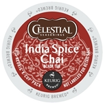 Celestial Seasonings - India Spice Chai K-Cups | Public Kitchen Supply