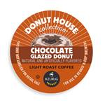 Donut House - Chocolate Glazed Donut K-Cups | Public Kitchen Supply