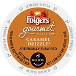 Folgers Gourmet - Caramel Drizzle K-Cups | Public Kitchen Supply