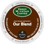 Green Mountain - Our Blend K-Cups | Public Kitchen Supply