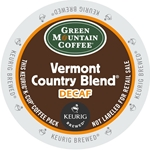 Green Mountain - Vermont Country Blend Decaf K-Cups | Public Kitchen Supply