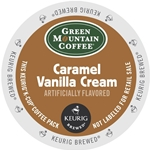 Green Mountain - Caramel Vanilla Cream K-Cups | Public Kitchen Supply