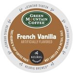 Green Mountain - French Vanilla K-Cups | Public Kitchen Supply