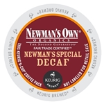 Newman's Own Organics - Newman's Special Decaf K-Cups | Public Kitchen Supply