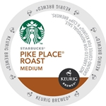 Starbucks - Pike Place Roast K-Cups | Public Kitchen Supply