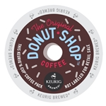The Original Donut Shop - The Original Donut Shop Regular K-Cups (24 ct) | Public Kitchen Supply