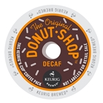 The Original Donut Shop - Decaf Extra Bold Blend K-Cups | Public Kitchen Supply