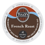 Tully's Coffee - French Roast K-Cups | Public Kitchen Supply