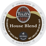 Tully's Coffee - House Blend K-Cups | Public Kitchen Supply