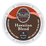 Tully's Coffee - Hawaiian Blend K-Cups | Public Kitchen Supply