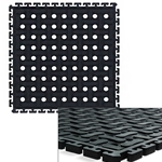 Andersen Mats - Comfort Flow HD Modular Tile Mat (Middle) | Public Kitchen Supply