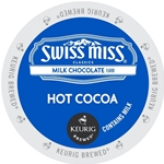 Swiss Miss - Milk Chocolate Hot Cocoa Retail K-Cups (12 ct) | Public Kitchen Supply