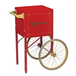 Gold Medal-4 OZ. FUN POP CART, RED (2649CR) | Public Kitchen Supply