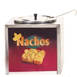 Gold Medal-WARMER,NACHO CHEESE DIPPER-STYLE,LIGHTED (2191)Public Kitchen Supply