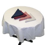 "Iron Guard-Table Cloth 90""x90"" 100% Polyester 