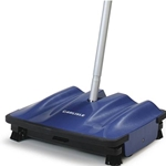 Rubbermaid - Dual Floor/ Carpet Sweeper | Public Kitchen Supply