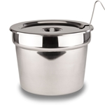 Nemco - 4 Qt Inset Lid for Soup Warmer | Public Kitchen Supply