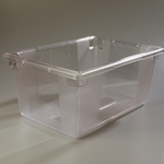 Carlisle - 18 x 26 x 12 Food Storage Box (Clr) | Public Kitchen Supply