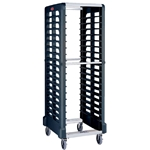 Rubbermaid - Max System Plastic Bun Pan Rack | Public Kitchen Supply