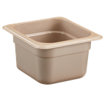 "Cambro - Sixth 1/6 Size x 4"" Deep High-Heat Food Pan  