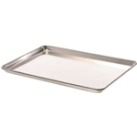 "Browne - 15"" x 21"" Aluminum Bun Pan 