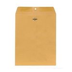 "9""x 12"" Brown Clasp Envelopes (100ct) 