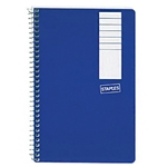 "8"" x 10.5"" Wide-Ruled Notebook 