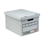 "10""x12""x15"" Legal Storage Box W/lid (10ct) 