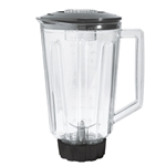 Hamilton Beach - 44 oz Plastic Blender Jar | Public Kitchen Supply