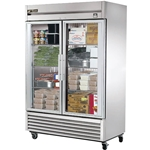 True- Freezer, Reach-In | Public Kitchen Supply