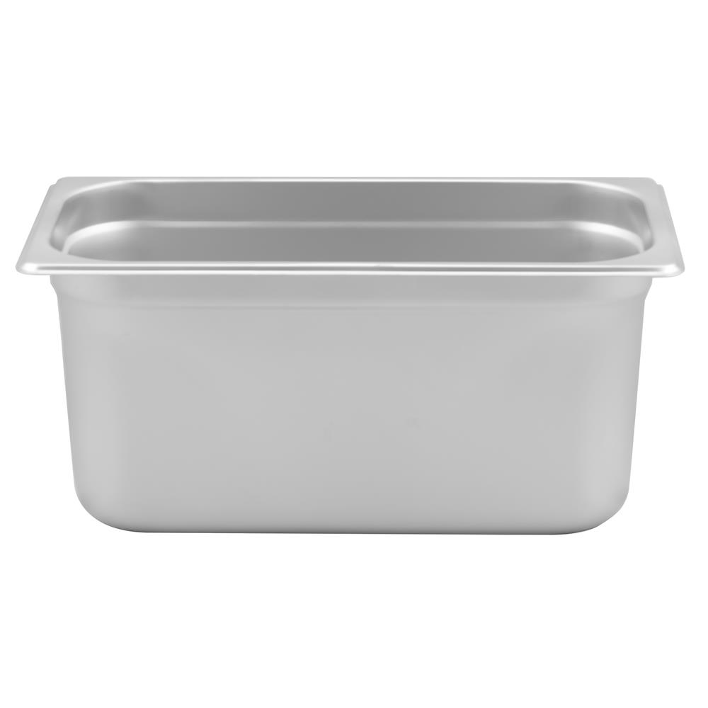 "Browne - 1/3 Size x 6"" Deep Stainless Food Pan"