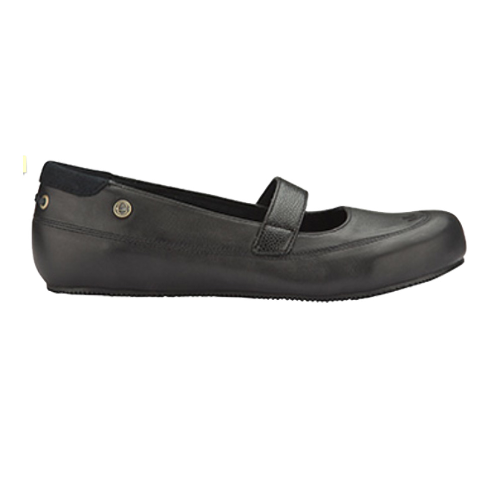 Mozo - Women's Fab Leather Shoe (Black)