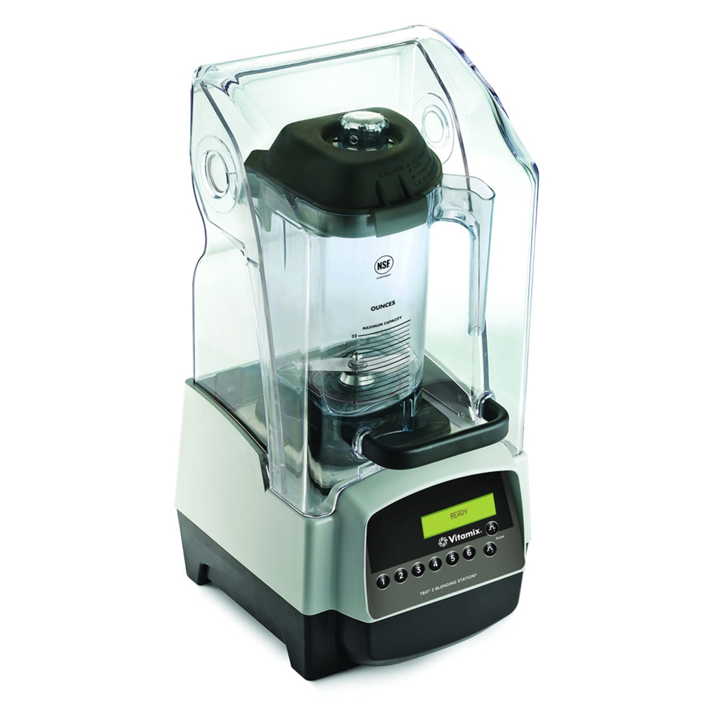 Vitamix - 32 Oz In-Counter T&G 2 Blender