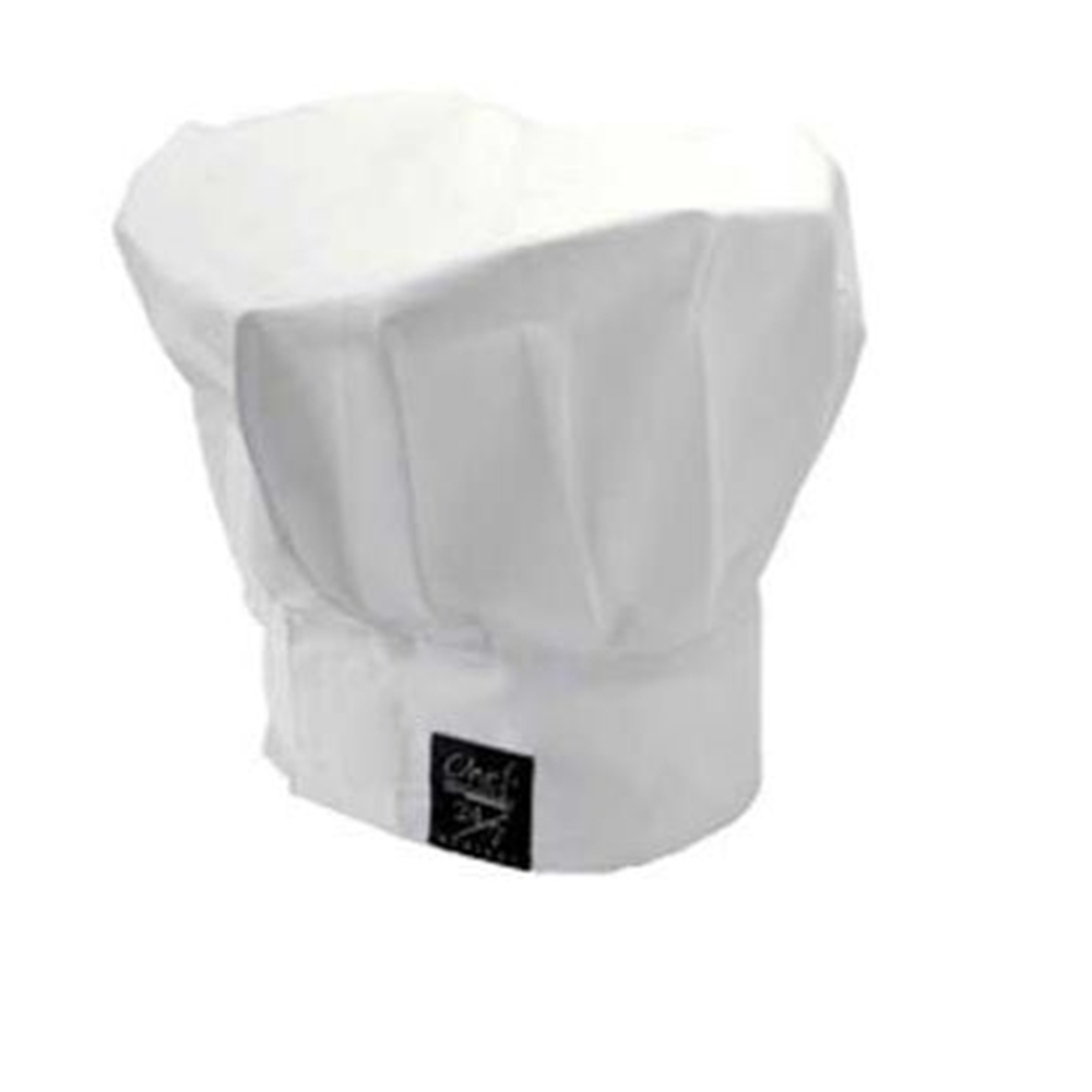"Chef Revival - White 13"" Chef Hat"