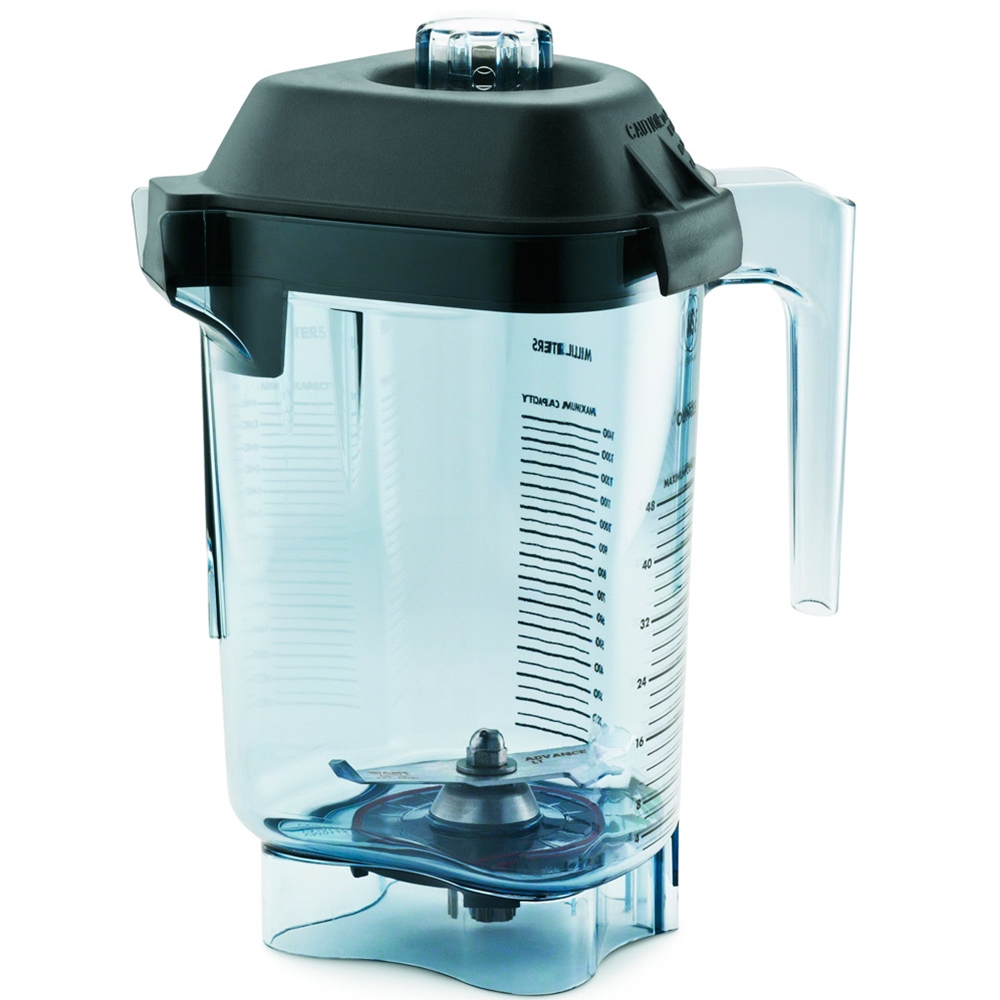 Vitamix - 48 oz Advance Container with Lid, Plug & Blades