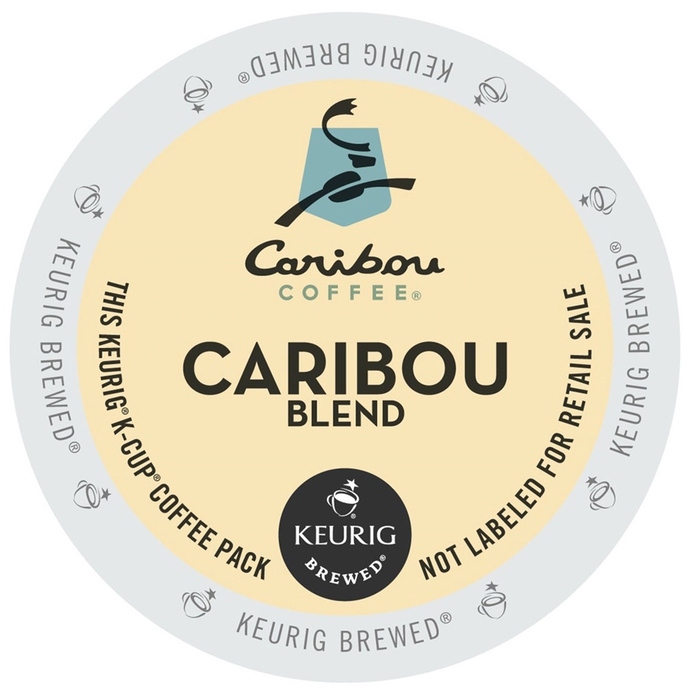 Caribou Coffee - Caribou Blend K-Cups (96 ct)