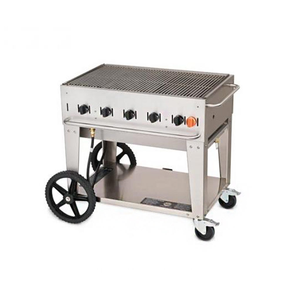 "Crown Verity - 34"" Outdoor Natural Gas Grill"