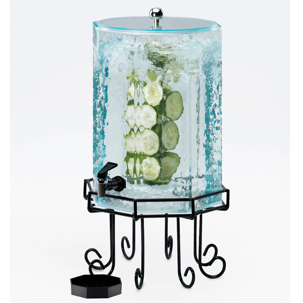 Cal-Mil - 3 Gallon Glacier Infusion Dispenser
