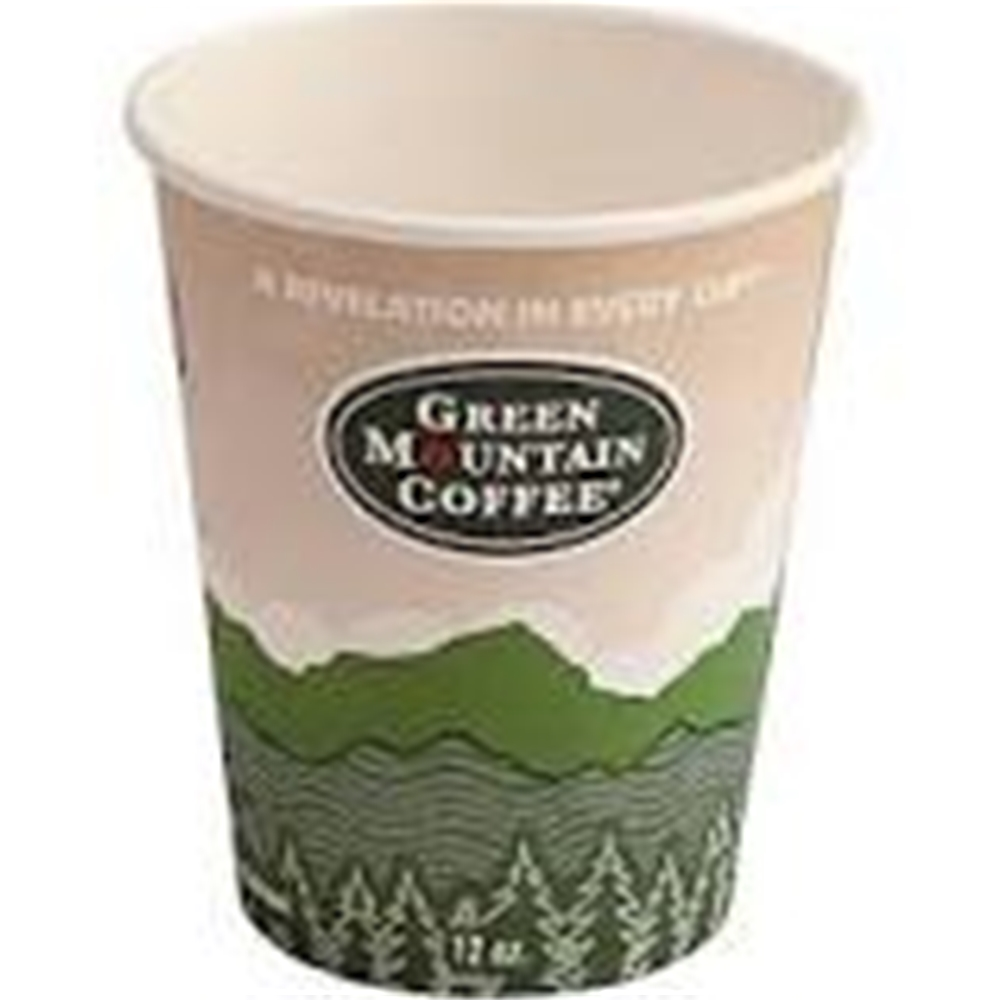 Tully's Coffee - 16 oz Hot Cup Ecotainer (1000/case)