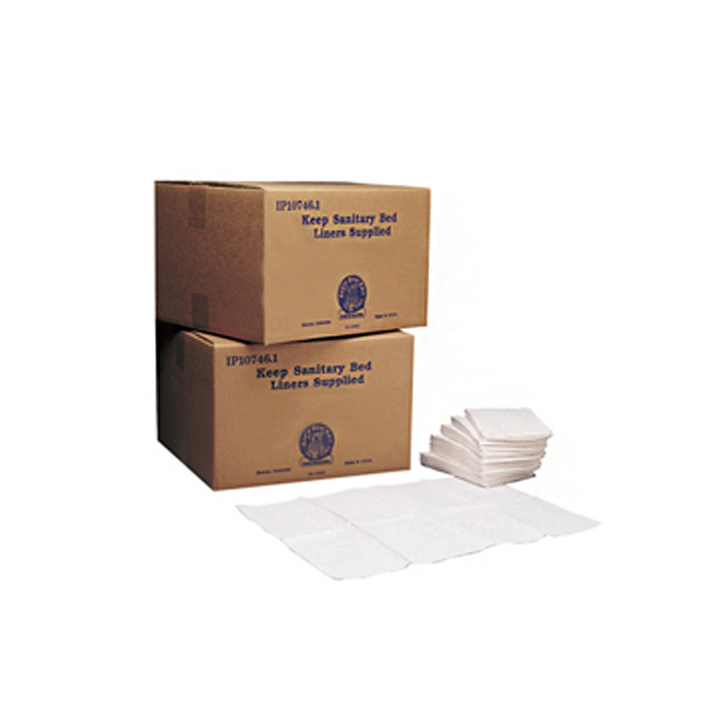 World Dryer - DryBaby Changing Table Liners (500Ct)